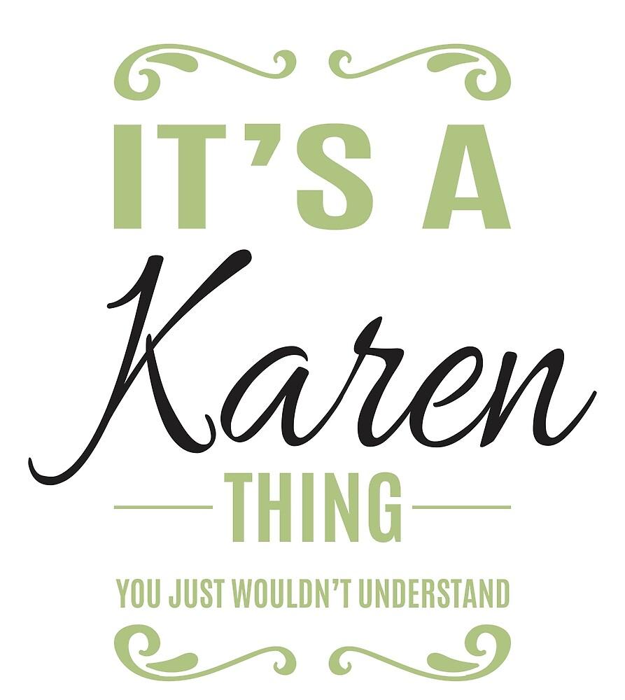 Karen by capp6