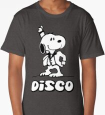 DISCO SNOOPY Long T-Shirt