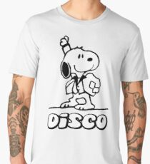 DISCO SNOOPY Men's Premium T-Shirt