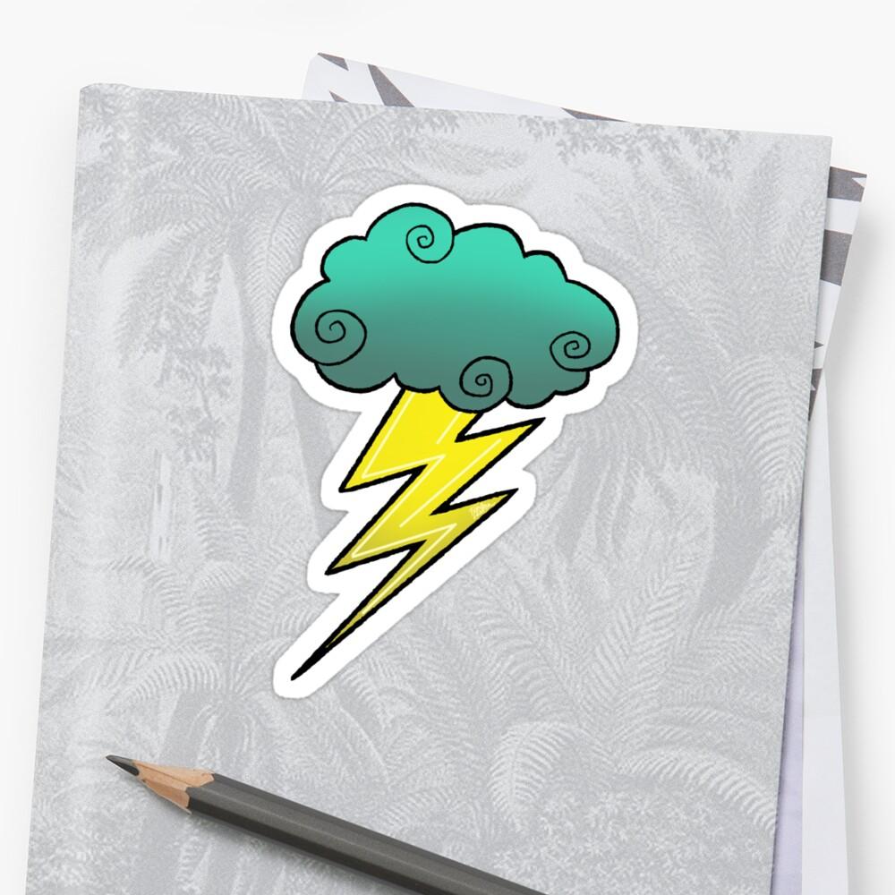 Zeus - Thunderbolt by ZombiePunkRat