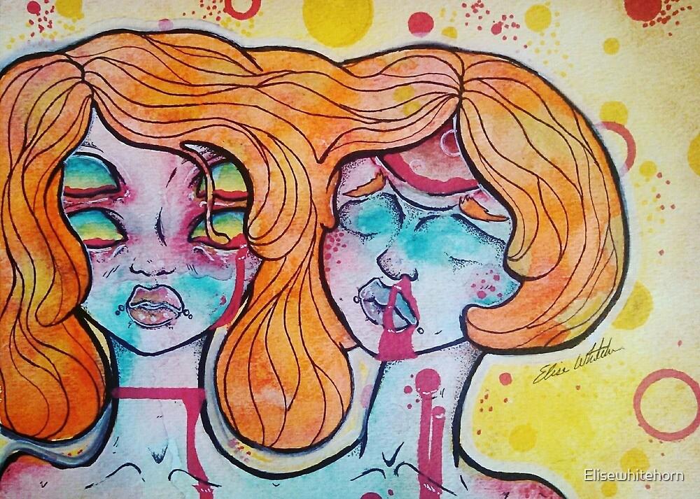 """""""Make us whole Gemini"""" by Elisewhitehorn"""