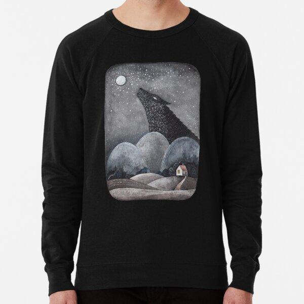 Big Bad Wolf Lightweight Sweatshirt