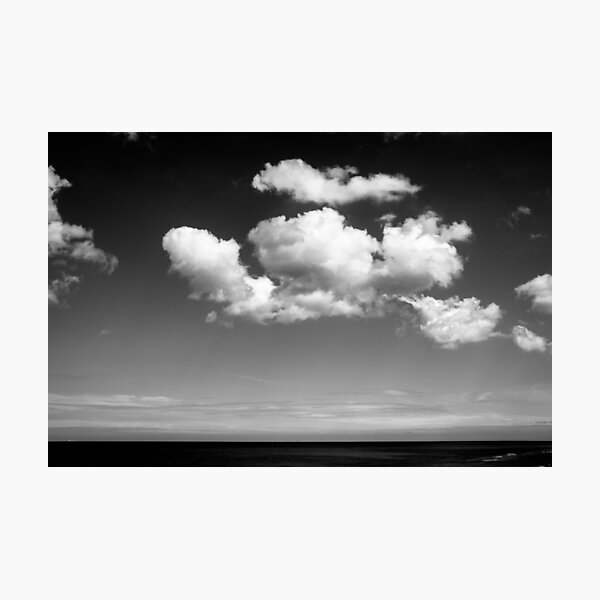 Clouds Study #1 Photographic Print