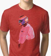 Frank Nascar  Tri-blend T-Shirt