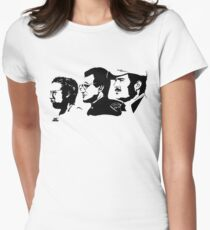 JAWS Women's Fitted T-Shirt