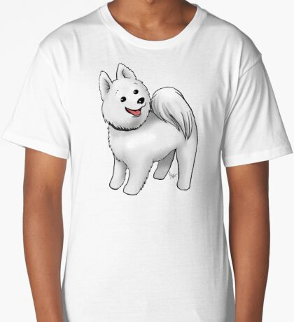 Samoyed Long T-Shirt