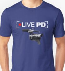 LIve PD Gun Camera T-Shirt