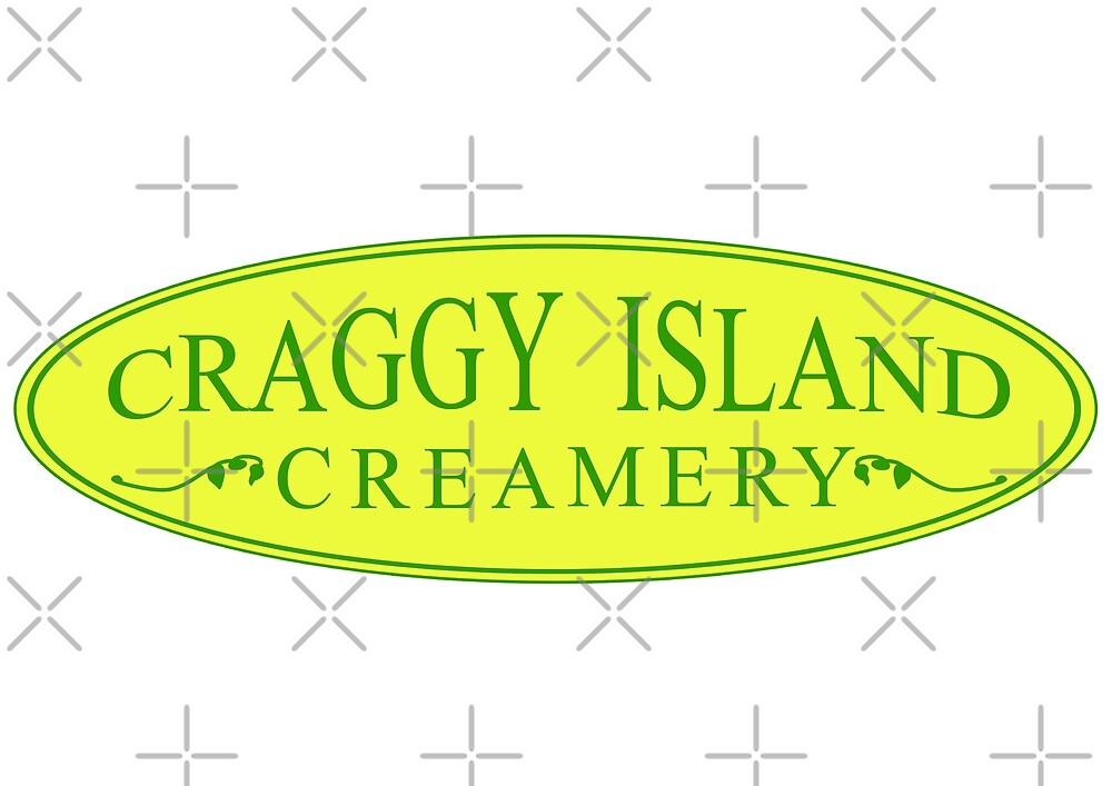 The Craggy Island Creamery! by NikolaiGames