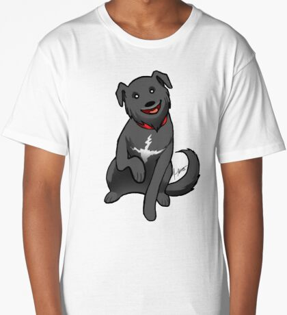 Lab Mix Long T-Shirt