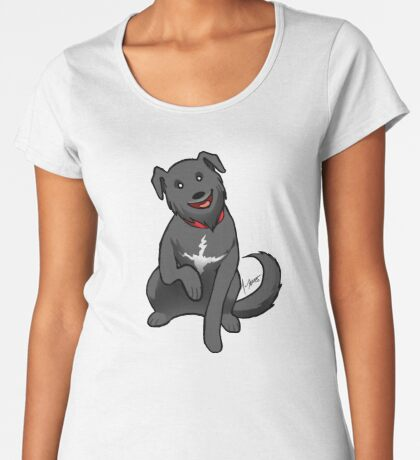 Lab Mix Women's Premium T-Shirt