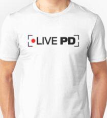 Live PD Black T-Shirt