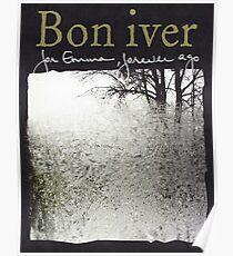 Bon Iver - For Emma Forever Ago Poster