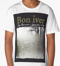 Bon Iver - For Emma Forever Ago Long T-Shirt