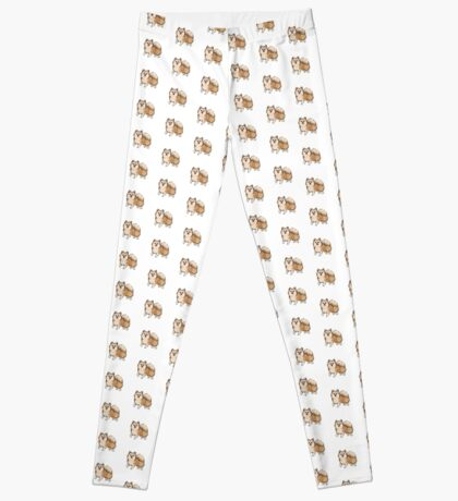 Pomeranian Leggings