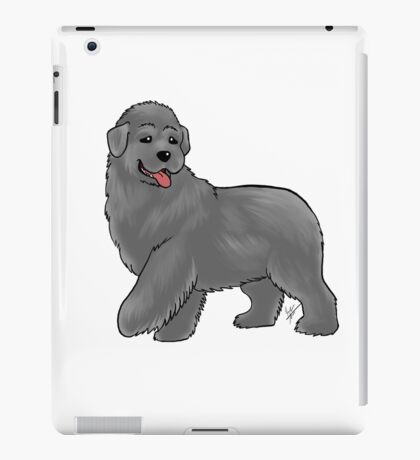 Newfoundland iPad Case/Skin