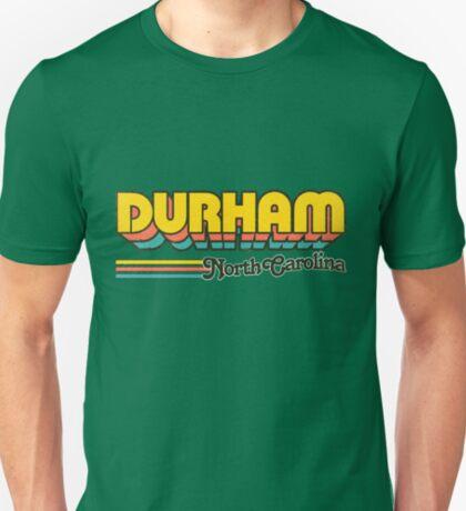 Durham, NC   City Stripes T-Shirt