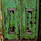 green door ... by SNAPPYDAVE