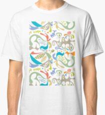 ethics white Classic T-Shirt