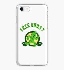 Free Hugs pt. 2 iPhone Case/Skin