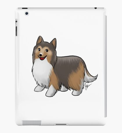 Shetland Sheepdog iPad Case/Skin