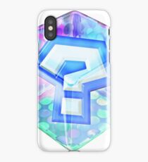 MarioKart Item Box iPhone Case/Skin