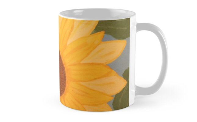 Sunflower by Luminata