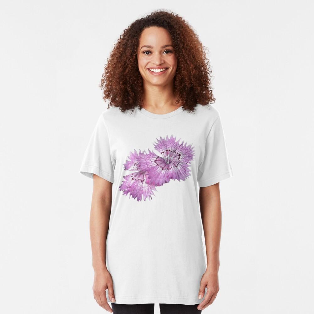 Dianthus (T-Shirt), light Slim Fit T-Shirt