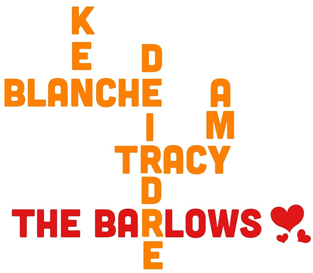The Barlows by MworldTee