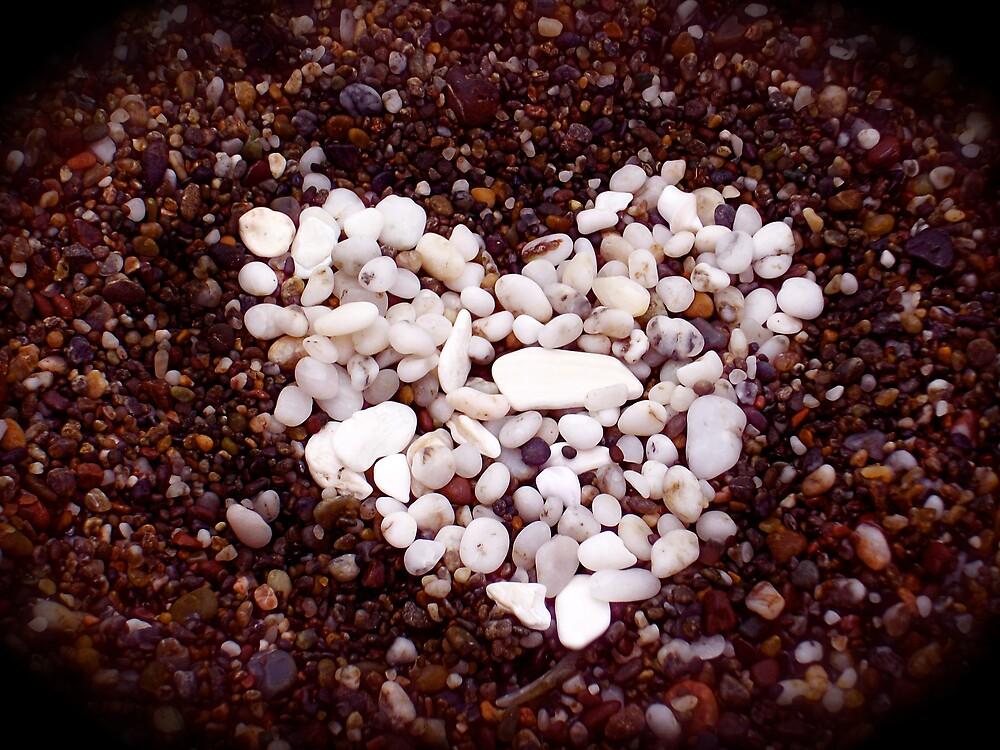 sand heart by khalila friedman