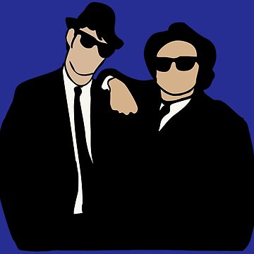 The Blues Brothers by yowisy
