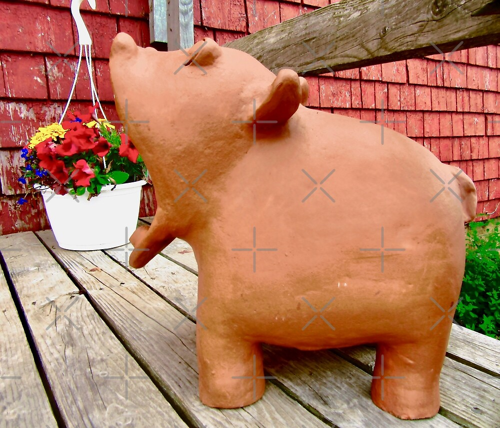 Clay Hippo by Shulie1