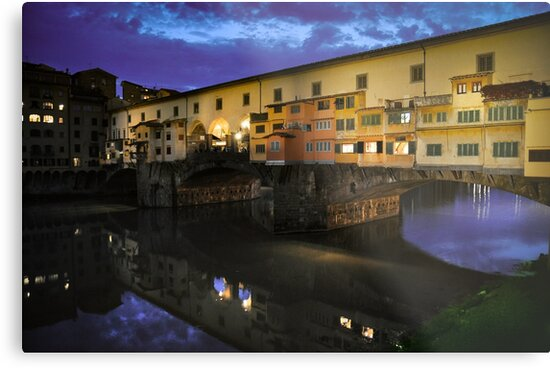 Ponte Vecchio - Florence by Giuliamazzarese
