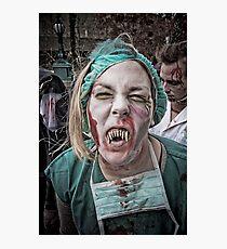 Zombie Walk (4) Photographic Print