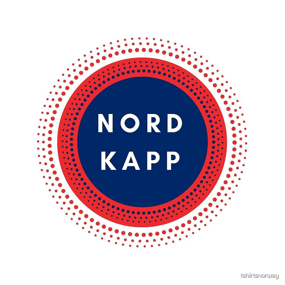 Nordkapp Norway by tshirtsnorway