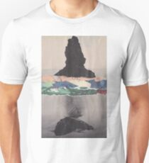 Colored Waves Unisex T-Shirt