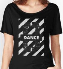 P5 Dancing - Akira/Protag Logo Women's Relaxed Fit T-Shirt