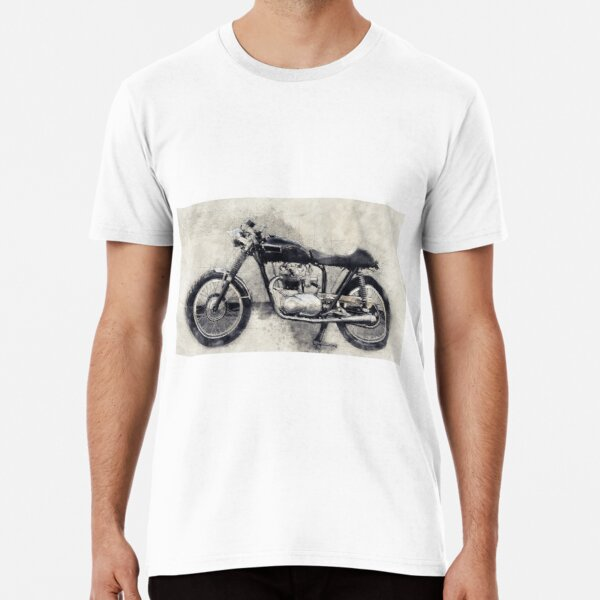 Eat Sleep Moto Rider drôle BRAND NEW T-Shirt Cadeau
