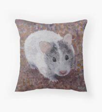 Hamster Cute Syrian Pet Animal Fun Throw Pillow