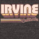 Irvine, CA | City Stripes by retroready