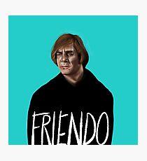 Friendo  Photographic Print
