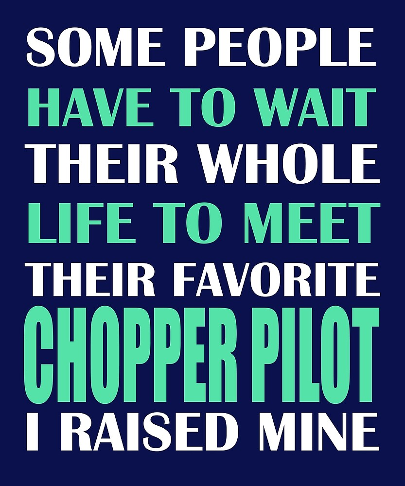 Chopper Pilot by AlwaysAwesome