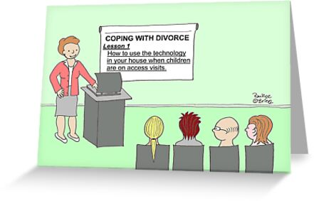Divorce workshop by Pauline O'Brien
