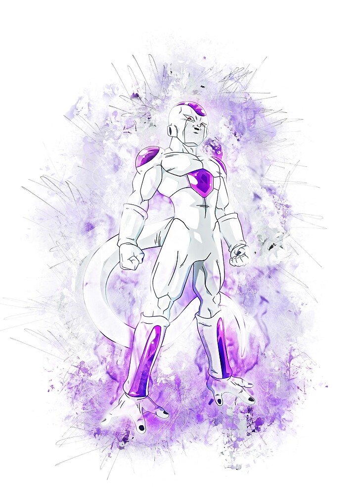 Frieza by puck4001