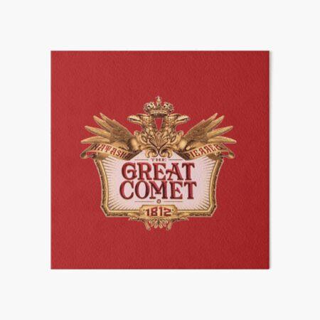 Natasha, Pierre and the Great Comet of 1812 Art Board Print