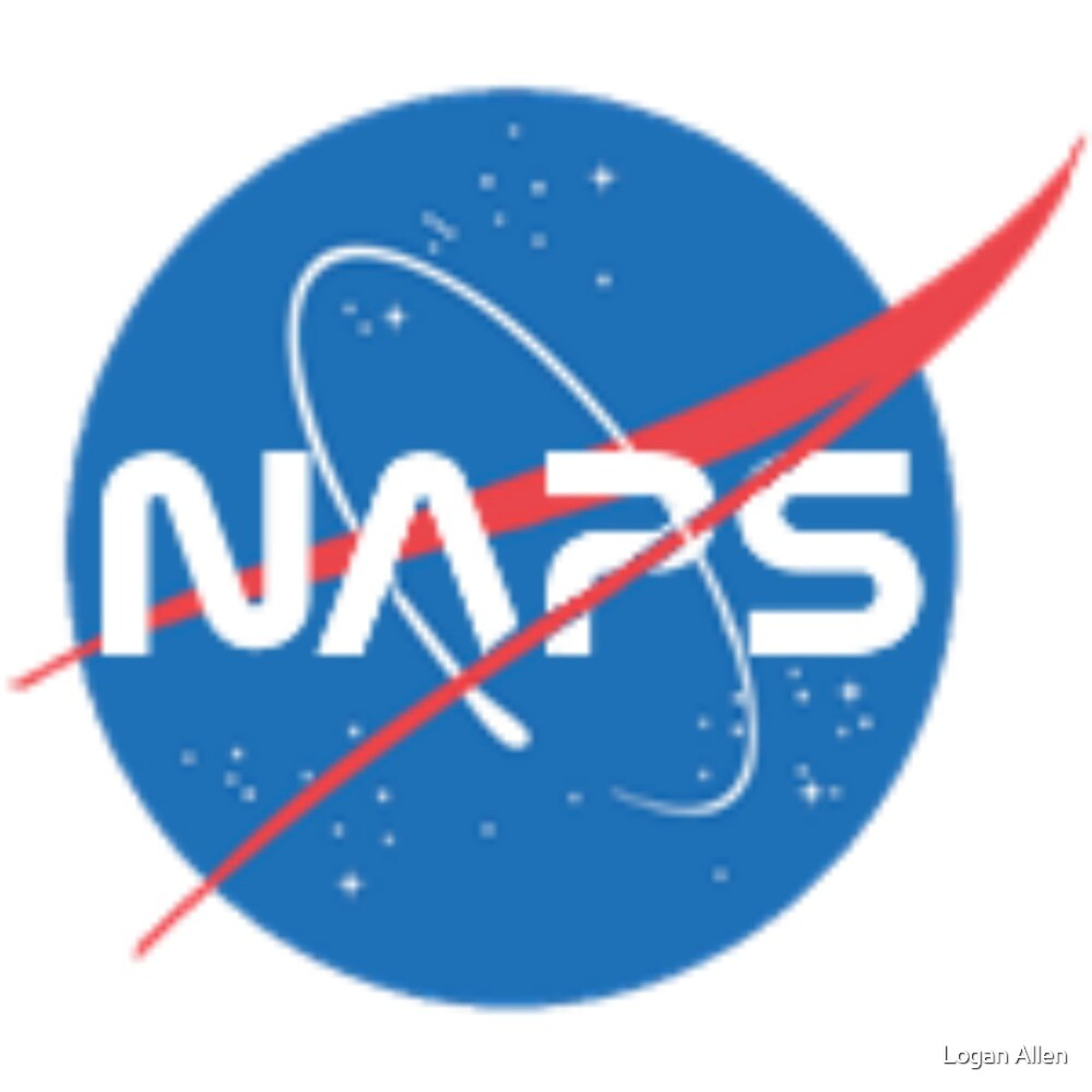 NAPS - NASA LOGO PARODY by LoganFilms