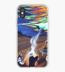 "(126) ""O Holy Night.""  24""*36.  Oil on Canvas. 10/2015 -12/2015. iPhone Case"