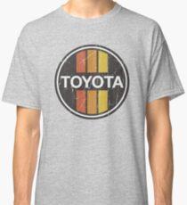 Toyota 1970s Scheme Classic T-Shirt