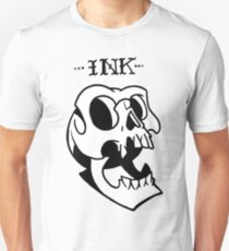 Ink, neotraditional skull T-Shirt