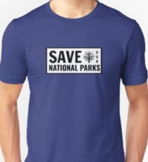 Save Our National Parks Unisex T-Shirt