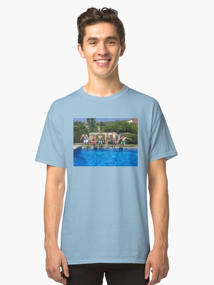 SQUAD  Classic T-Shirt Front